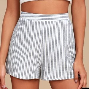 Lulu High Waisted Shorts